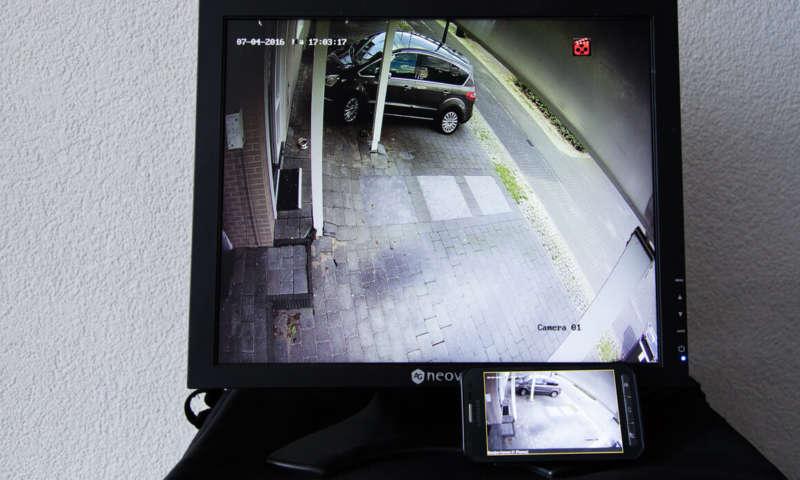Alarm installatie Schiedam